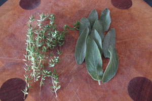 Herbs-from-the-garden