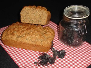 Brown Bread With Dillisk