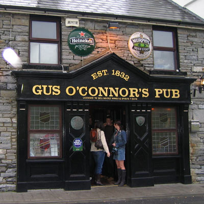 Gus O'Connors Doolin