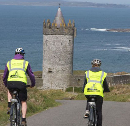 Doolin cycle hire