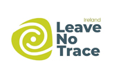 Members of Leave No Trace Ireland
