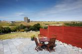 Private Terrace at Fisherstreet Lodge Doolin