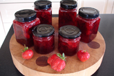 Our Strawberry Jam